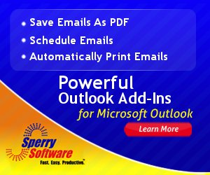 Dozens of useful Outlook add-ins
